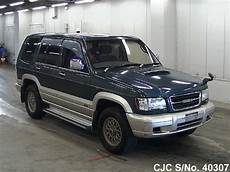 how it works cars 1998 isuzu trooper auto manual 1998 isuzu bighorn trooper green for sale stock no 40307 japanese used cars exporter