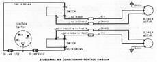 1955 Studebaker Wiring Diagram by Bob Johnstones Studebaker Resource Website 1955