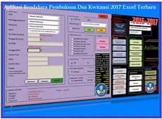 aplikasi pembukuan spj bos dan kwitansi 2017 excel dapodik 13