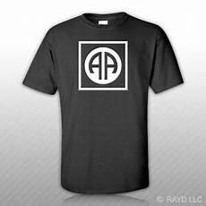82nd airborne division t shirt shirt gildan s m l xl