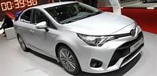 Toyota Yeni 1 6 Dizel Avensis Ile 2015 Istanbul Autoshow Da