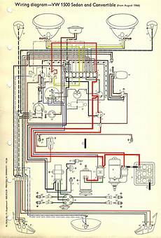 1972 vw thing wiring diagram 1967 beetle wiring diagram thegoldenbug