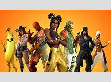 Fortnite Season 8 Skins HD Background #4563 Wallpapers and