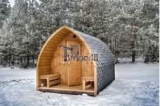 garten iglu selber bauen iglu fasssauna aus sibirische fichte l 228 rche oder