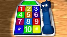 learn numbers 1 10 with the number phone