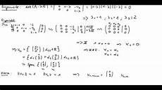 eigenwerte und normierte eigenvektoren 3x3 matrizen