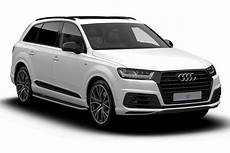 new audi q7 vorsprung and black editions announced auto express