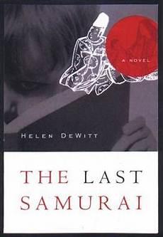 the last the last samurai novel
