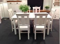 Esstisch 6 Stühle - massivholz tischgruppe sitzgruppe essgruppe 7 teilig