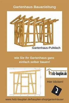 Pultdach Gartenhaus Bauanleitung Als E Book Gartenh 252 Tte