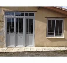 fenetre pvc gris clair fabricant portes et fen 234 tres pvc 70 mm 5 chambres g martin