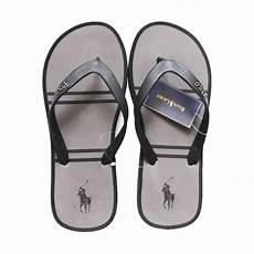 ralph flip flop slippers waldo black