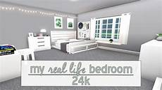 Bedroom Ideas For Bloxburg by Roblox Welcome To Bloxburg My Real Bedroom 24k