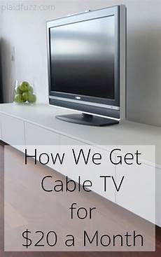 bright house cable tv plans how we get cable tv for 20 a month with images cable