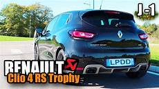 jour 1 renault clio 4 rs trophy 2017