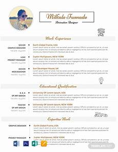 free 2 apple pages resume template word psd indesign