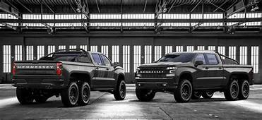 The Goliath Has Arrived This New Chevy Silverado Pickup