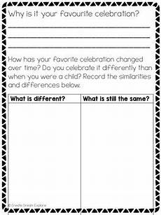 traditions worksheets 15587 traditions and celebrations for heritage and identity changing family traditions