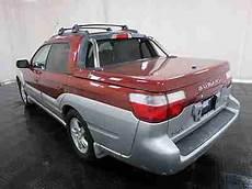 manual cars for sale 2003 subaru baja regenerative braking buy used 2003 subaru baja awd low reserve t hitch ac cd 5 speed manual clean in glenview