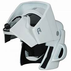 wars scout trooper motorcycle helmet low price on a lifelike wars vi scout trooper helmet