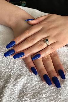 50 trendy dark blue nail art designs for 2019 page 52