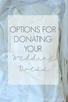 Donating Wedding Gowns