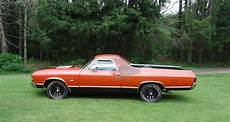 1972 chevy chevrolet 2 door el camino vintage classic muscle car pickup truck for sale in