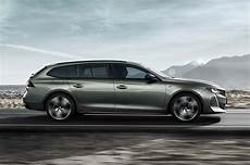 Peugeot 508 Sw Edition Makes Its Debut At