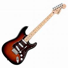 squier stratocaster by fender squier by fender standard stratocaster mn antique burst at gear4music