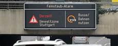 feinstaubalarm in stuttgart fahrverbot f 252 r 228 ltere diesel