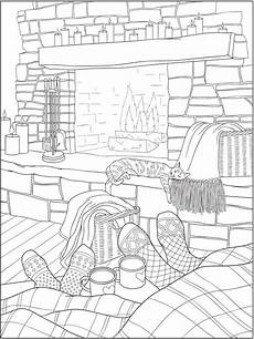 creative happy home a hygge coloring book 6