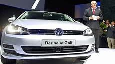 der neue golf vw golf vii autobild de