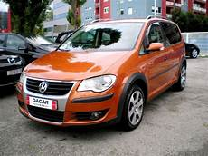 Vw Touran Cross 2 0 Tdi Automatik 2008 God