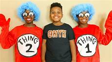 thing 1 and thing 2 come to visit onyx kids youtube
