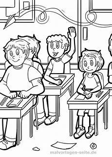 Malvorlagen Kostenlos Ausdrucken Schule Malvorlagen Und Ausmalbilder F 252 R Kinder Zum Thema Schule