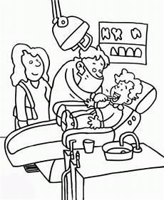 malvorlagen zahnarzt coloring and malvorlagan