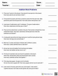 maths word problems worksheets for year 4 11374 addition word problems dynamically created word problems using 1 digit numbers with two a