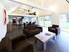 salon de maison moderne maison moderne de 100m2 class 233 e 3 4 6pers grand