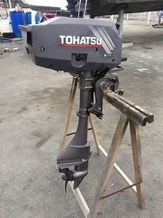 2005 tohatsu 3 5 cv 2 t occasion moteur bateau moteur