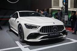 Mercedes AMG GT 4 Door Coupe Is Two Cars In One  Roadshow