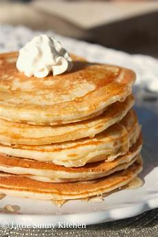 classic pancakes little sunny kitchen
