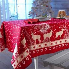 14 Best Nappes De Noel Images On Tablecloths