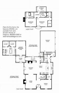 jack arnold house plans jack arnold gascony plan better homes and gardens home
