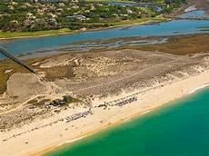turismo do algarve 1001 praias praia da quinta do lago