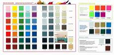 anzahl urethane paint color chart kinta