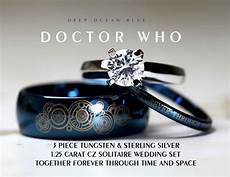 dr who wedding rings doctor who wedding rings neatorama
