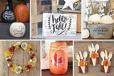 Vinyl Home Decor Ideas by Fall Home D 233 Cor Projects To Make Now Cricut