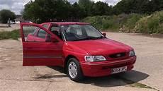 1993 Ford Mk5 Ghia 1 6 Zetec