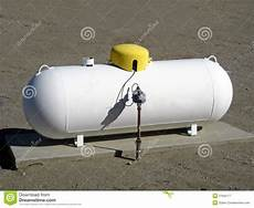 réservoir gaz propane r 233 servoir de propane image stock image du 233 nergie jaune