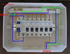 distribution board wiring diagram electrical engineering blog fu s in 2019 distribution